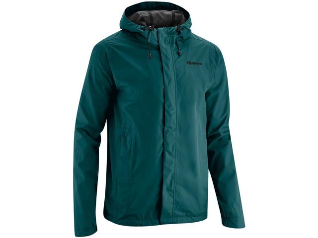 Gonso Save Light Rain Jacket Men, ponderosa pine